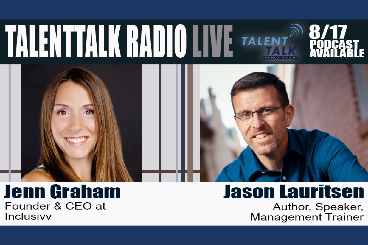 Empathy, Connection and Inclusivity: CEO Featured on TalentTalk