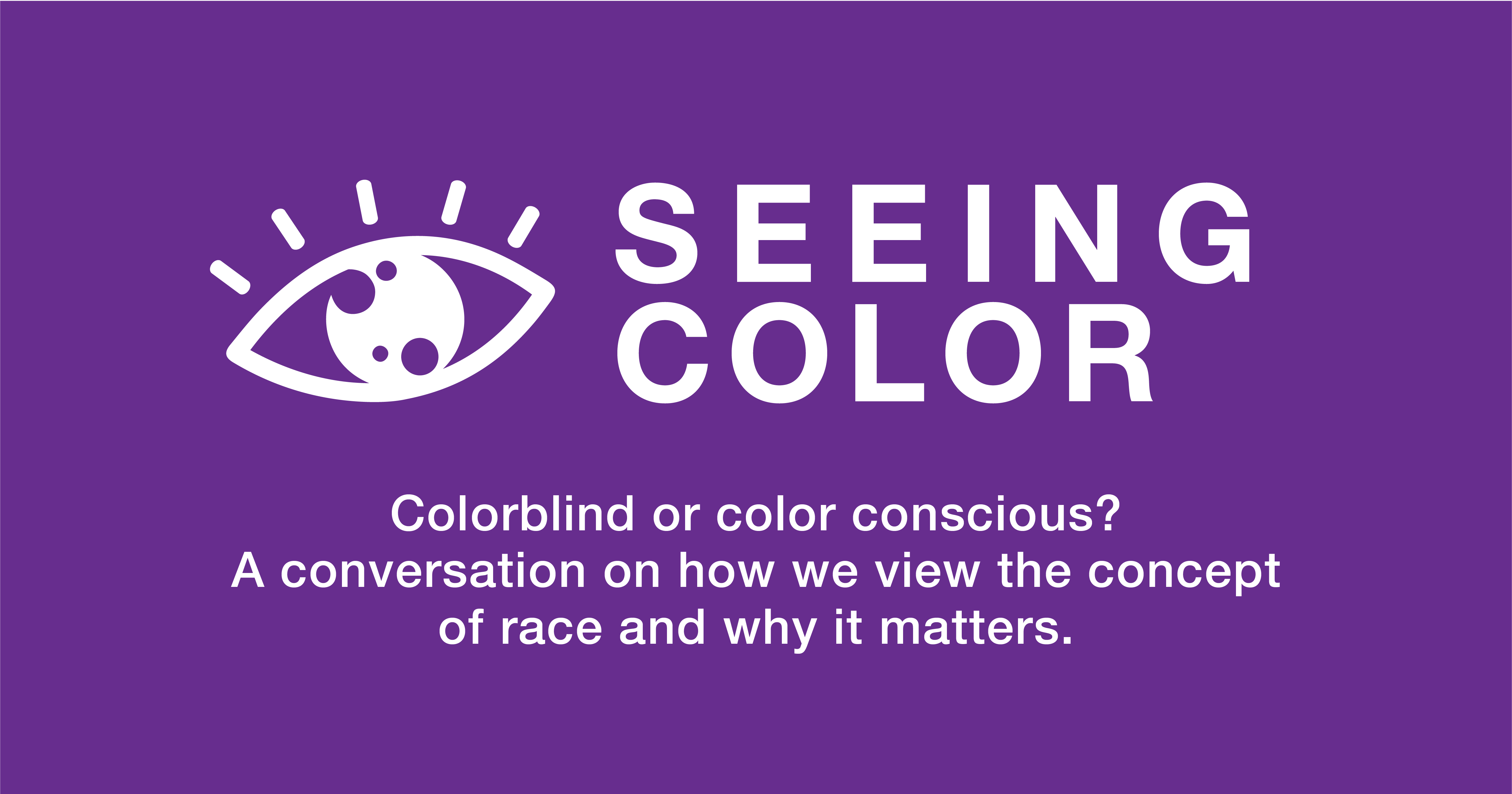 Our Newest Conversation Topic: Seeing Color